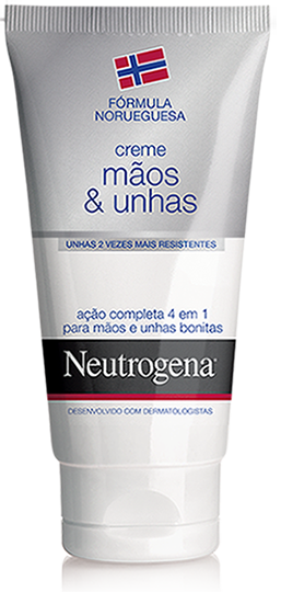 Neutrogena® Fórmula Norueguesa Creme de Mãos e Unhas