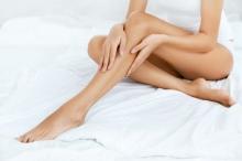 Glicerina para a pele