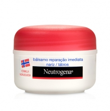 Neutrogena® Bálsamo Nariz e Lábios Reparação Imediata