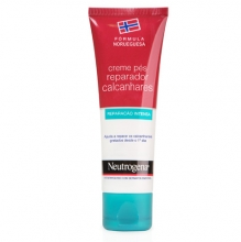 Neutrogena® Creme de Pés Reparador de Calcanhares Gretados