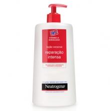 Neutrogena® Loção Corporal Reparação Intensa Pele seca, com prurido e fragilizada
