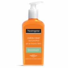 Neutrogena Visibly Clear Spot Proofing Gel de Limpeza Diário