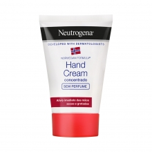 Neutrogena® Creme de Mãos Concentrado Sem Perfume