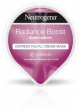 Radiance Boost Express Facial Cream-Mask Iluminadora