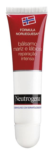 Neutrogena® Bálsamo Nariz e Lábios Reparação Intensa