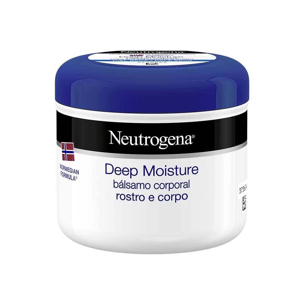 Neutrogena® Bálsamo Reconfortante de Absorção Rápida Hidratação Profunda