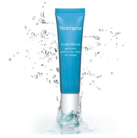 Neutrogena® Hydro Boost® Gel-Creme Anti-Fadiga Contorno dos Olhos