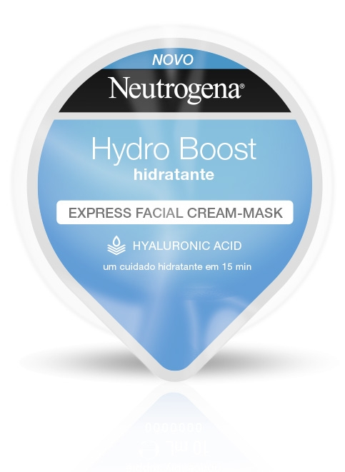 Hydro Boost® Express Facial Cream-Mask Hidratante