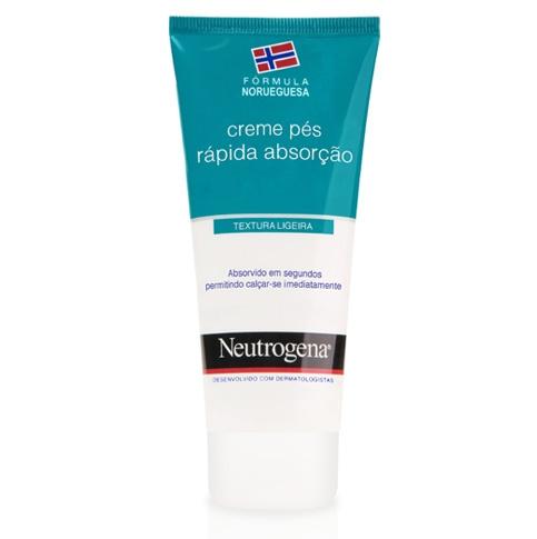 Neutrogena® Creme de Pés Rápida Absorção