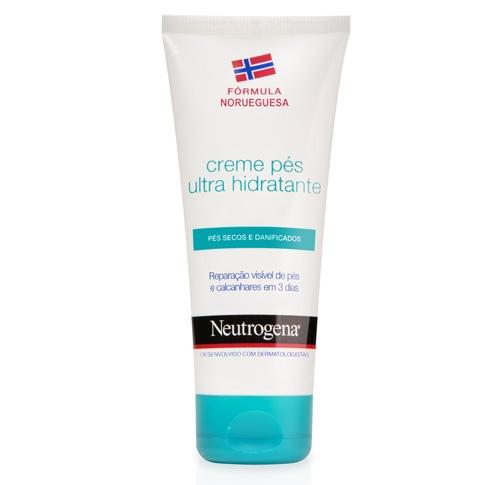 Neutrogena® Creme de Pés Ultra Hidrantate