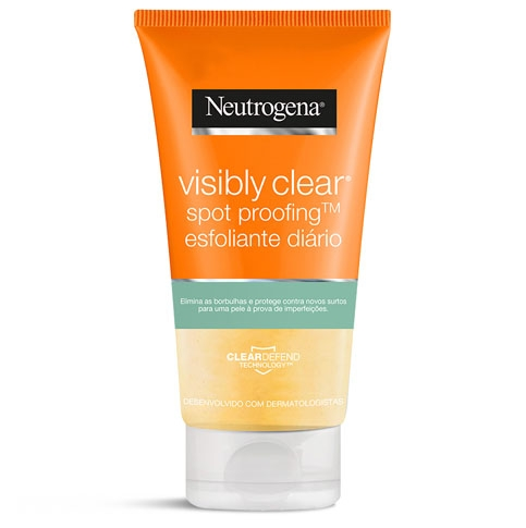 Neutrogena Visibly Clear Spot Proofing Esfoliante Diário