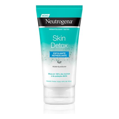 Neutrogena® Skin Detox Esfoliante Refrescante