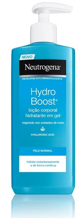 Neutrogena® Hydro Boost® Loção Corporal Hidratante em Gel