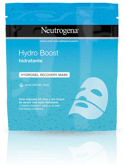 Hydro Boost® Hydrogel Recovery Mask Hidratante